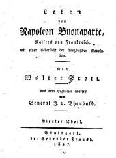 Leben von Napoleon Buonaparte: Kaiser von Frankreich, Band 2