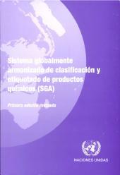 Sistema Globalmente Armonizado de Clasificación y Etiquetado de Productos Químicos (SGA)