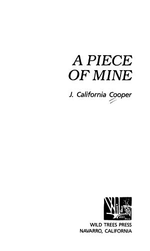 A Piece of Mine