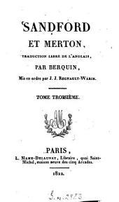 Sandford Et Merton: Volume3
