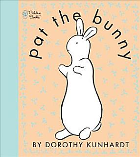 Pat the Bunny Book