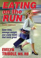 Eating on the Run PDF