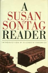 A Susan Sontag Reader