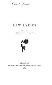 Law Lyrics