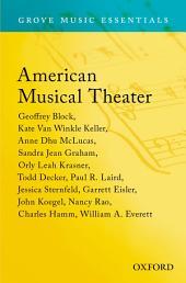 American Musical Theater: Grove Music Essentials