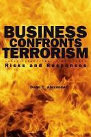 Business Confronts Terrorism PDF