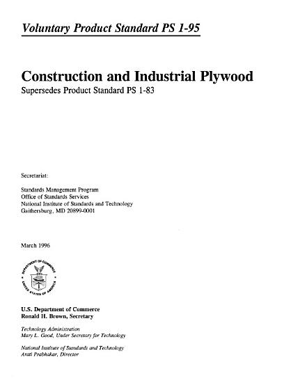 Construction and Industrial Plywood PDF