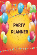 Party Planner Book