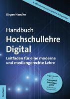 Handbuch Hochschullehre Digital PDF