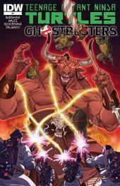 Teenage Mutant Ninja Turtles/Ghostbusters #4