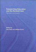 Researching Education and the Environment
