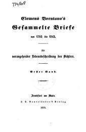 Clemens Brentano's Gesammelte Schriften: Band 8