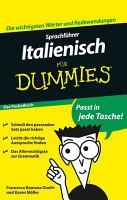 Sprachf  hrer Italienisch f  r Dummies Das Pocketbuch PDF