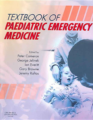 Textbook of Paediatric Emergency Medicine PDF