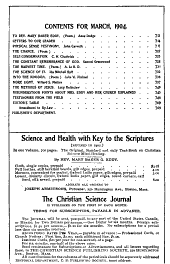 The Christian Science Journal: Volume 21