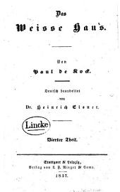 Das Weisse Haus: Bände 4-5