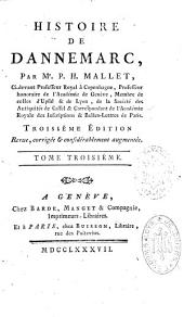 Histoire de Danemarck: Depuis Germund, En 714, Jusqu'en 1773, Volume7