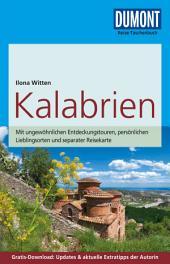 DuMont Reise-Taschenbuch Reiseführer Kalabrien: Ausgabe 3