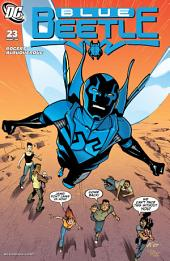 Blue Beetle (2006-) #23