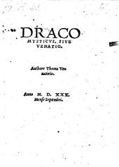 Draco Mysticvs, Sive Venatio