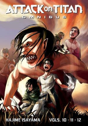 Attack on Titan Omnibus 4  Vol  10 12