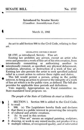Senate Bill PDF