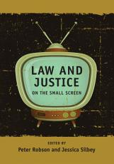 Law and Justice on the Small Screen PDF
