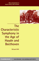 The Characteristic Symphony in the Age of Haydn and Beethoven PDF