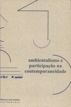 Ambientalismo e participa    o na contemporaneidade PDF
