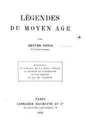 Légendes du Moyen Age