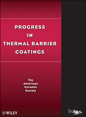 Progress in Thermal Barrier Coatings PDF