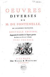 Oeuvres diverses: Volume 1