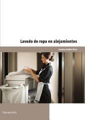 Lavado de ropa en alojamientos