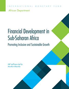 Financial Development in Sub Saharan Africa PDF
