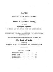 Analytical Digest of Cases Published in the Law Journal Reports: Volume 42