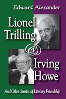 Lionel Trilling and Irving Howe PDF