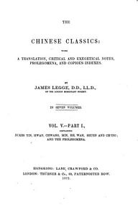 The Chinese Classics PDF