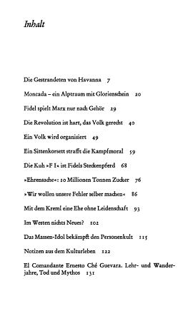 Report aus Cuba    M  nchen  List  1970   150 S  8   PDF