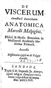 De viscerum structura exercitatio anatomica: accedit dissertatio ejusdem de polypo cordis