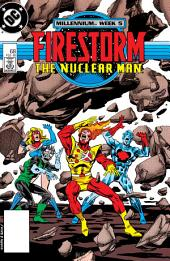 Firestorm: The Nuclear Man (1987-) #68