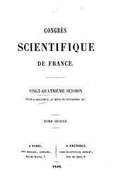 Mémoires et proces-verbaux: Volume24,Numéro2