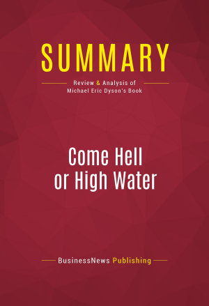 Summary  Come Hell or High Water PDF