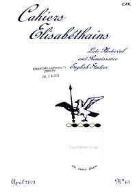Cahiers   lisab  thains PDF