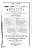 Johnson s  revised  Universal Cyclopaedia PDF