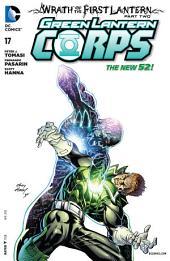 Green Lantern Corps (2011-) #17