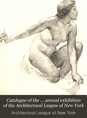 Annual Exhibition at the American Fine Arts Galleries: Volume 19