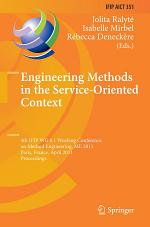 Engineering Methods in the Service-Oriented Context