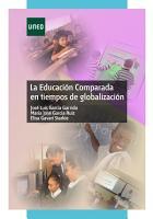 La educaci  n comparada en tiempos de globalizaci  n PDF