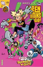 Teen Titans Go! (2003-) #54