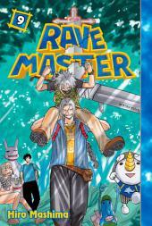 Rave Master: Volume 9